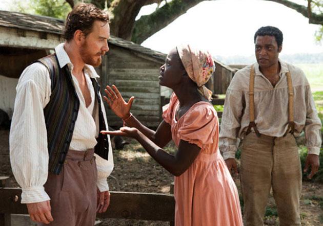 LUPITA NYONG'O - 12 YEARS A SLAVE