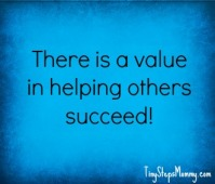 HELP OTHERS SUCCEED