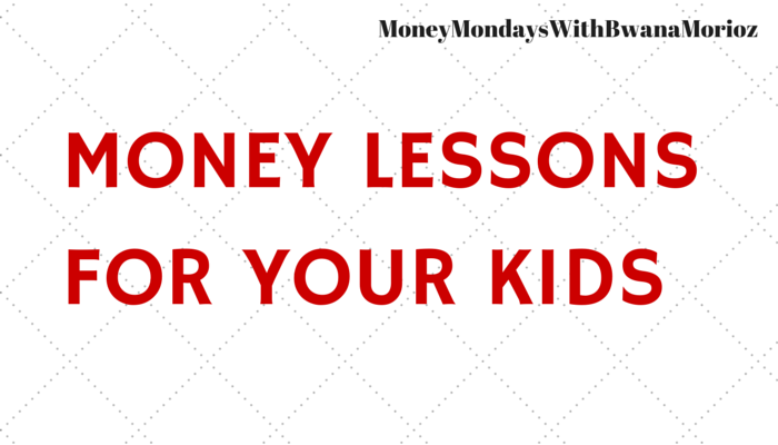 MONEY LESSONSFOR YOU KIDS